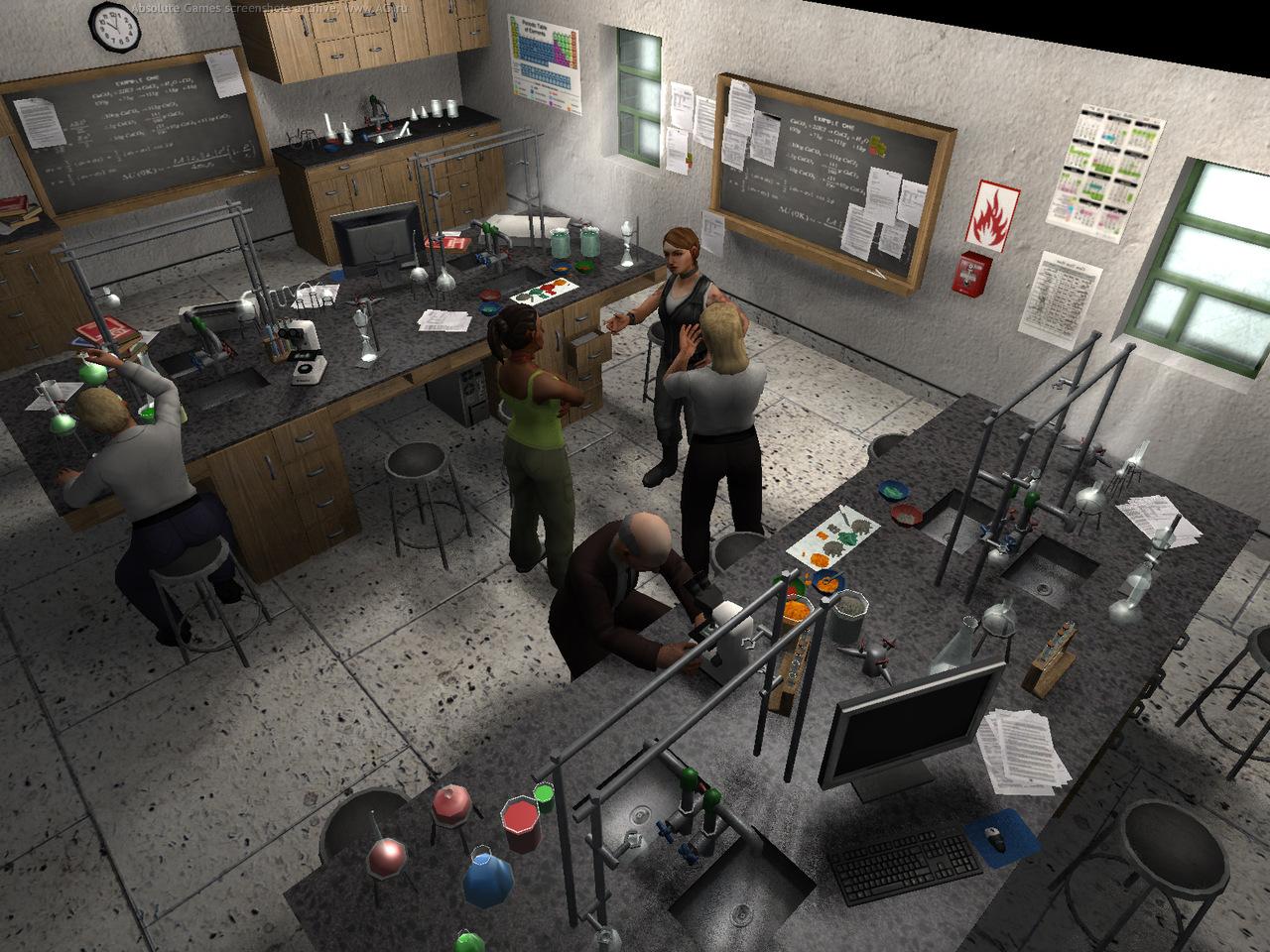 Скриншот Dead State (Лицензия)