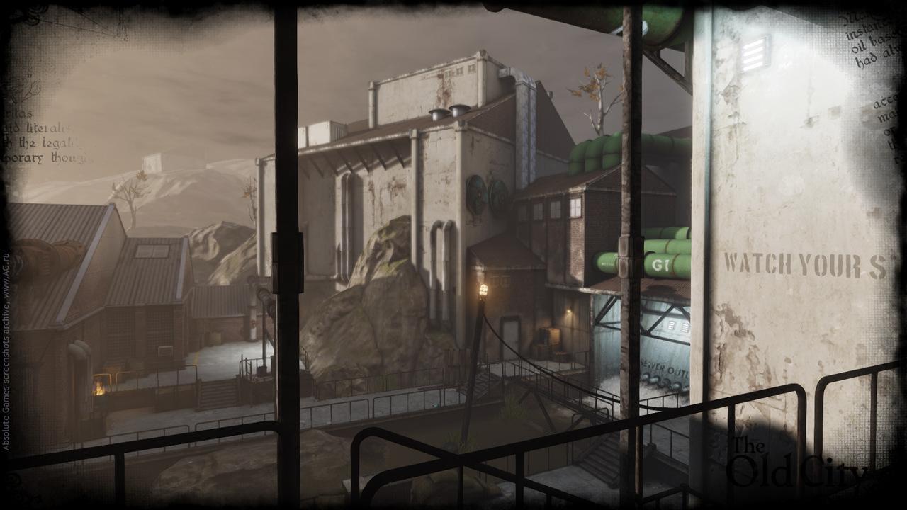 Второй скриншот The Old City - Leviathan (Лицензия)