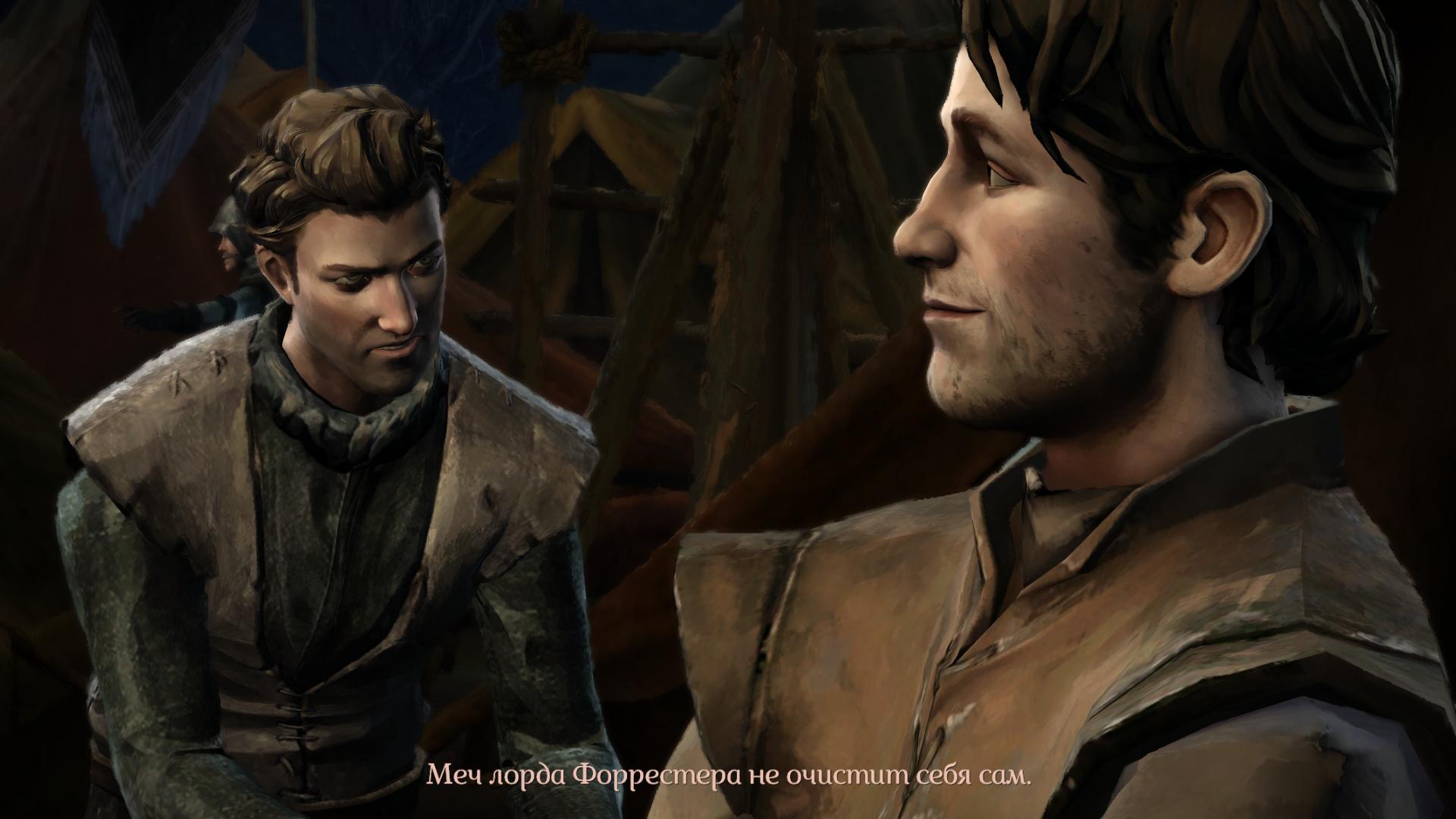 Скриншот Game of Thrones A Telltale Games Series - Episode 1 (RePack)