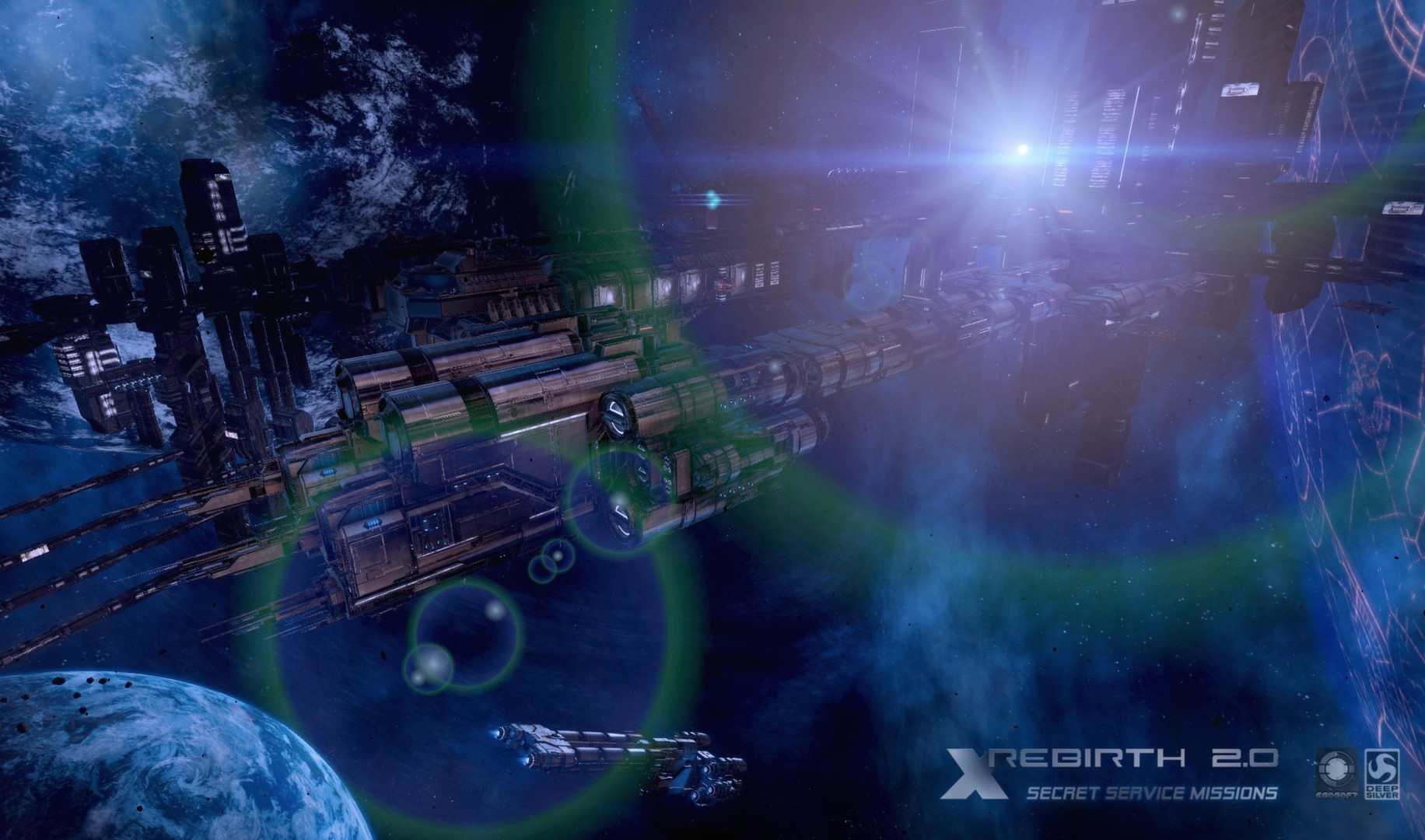 Скриншот X Rebirth: The Teladi Outpost v3.0.0 (RePack) №3