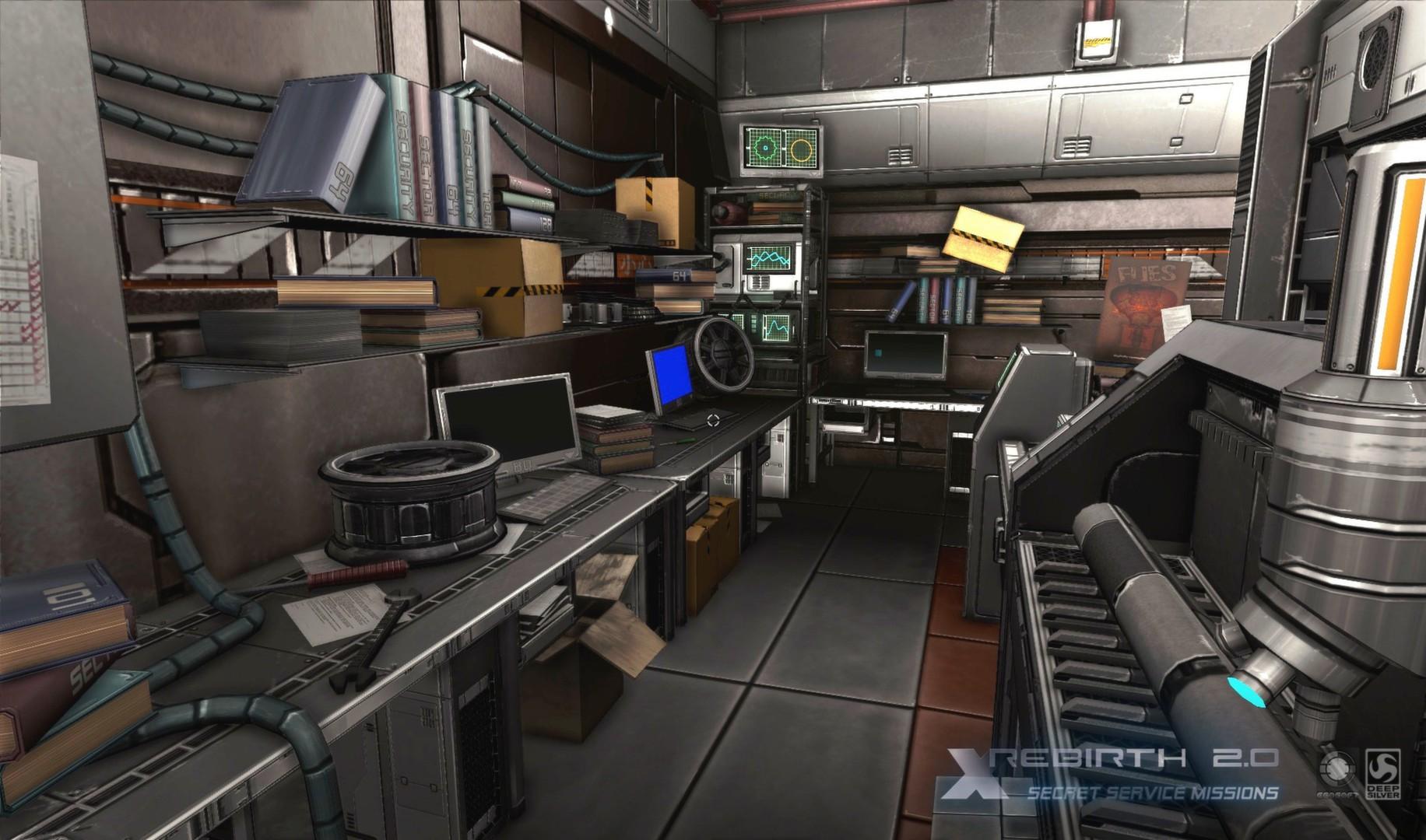 Скриншот X Rebirth: The Teladi Outpost v3.0.0 (RePack) №2