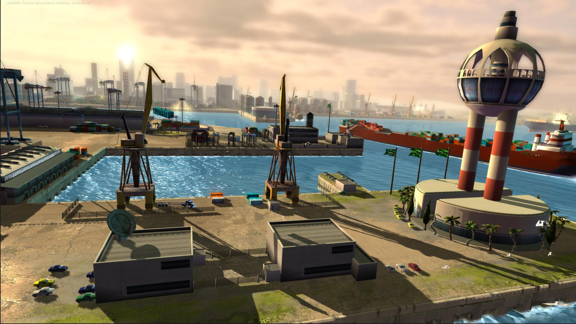 Скриншот TransOcean: The Shipping Company (Лицензия)