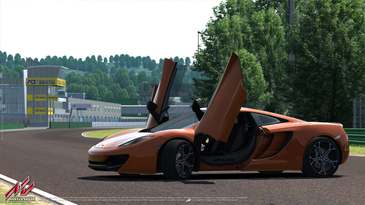 Скриншот Assetto Corsa v1.0 (Лицензия) скачать торрентом