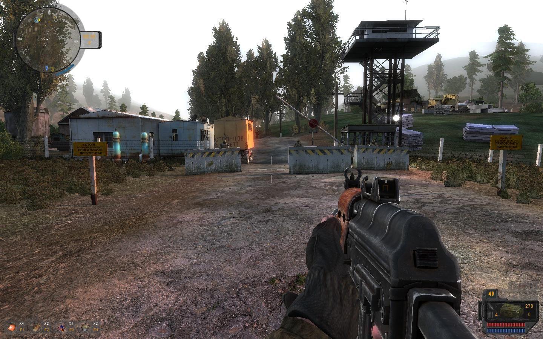 Скриншот S.T.A.L.K.E.R.: Call of Pripyat - Под прикрытием смерти. Клондайк v2.0 №3