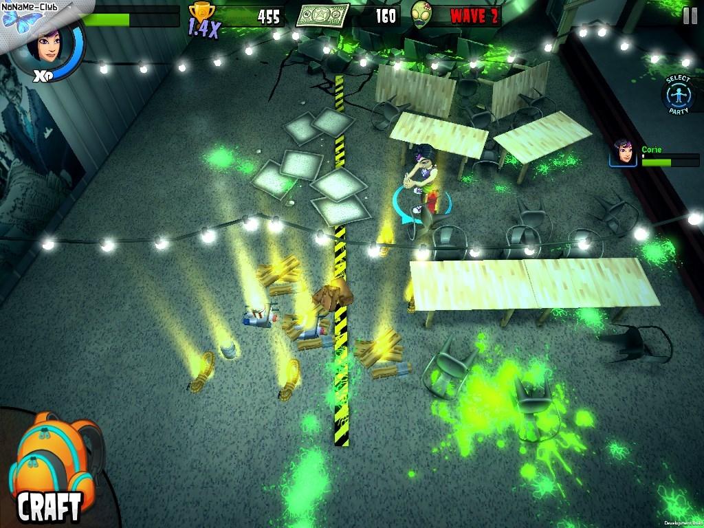 Скриншот Rooster Teeth vs. Zombiens (Лицензия) №2