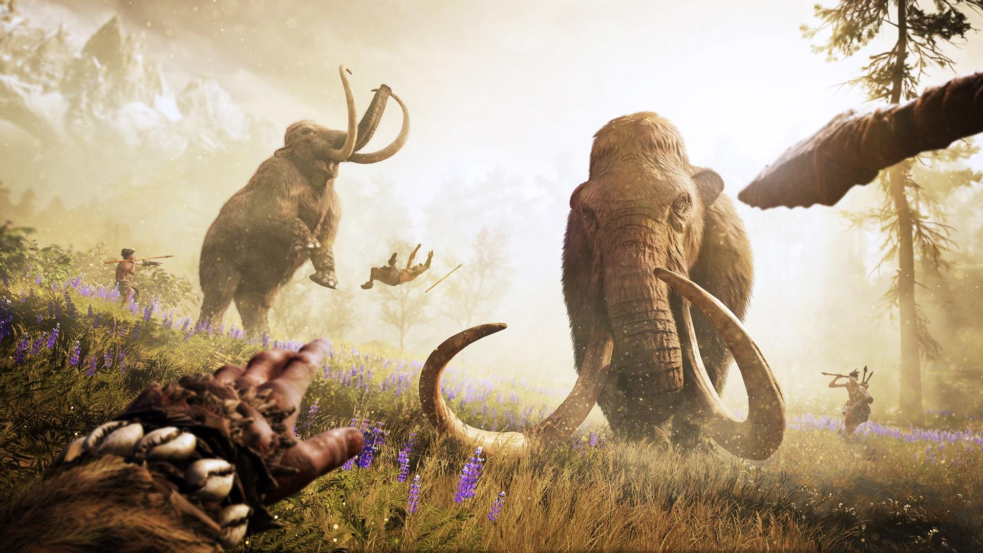 Скриншот Far Cry Primal - Apex Edition (Pre-Load версия)