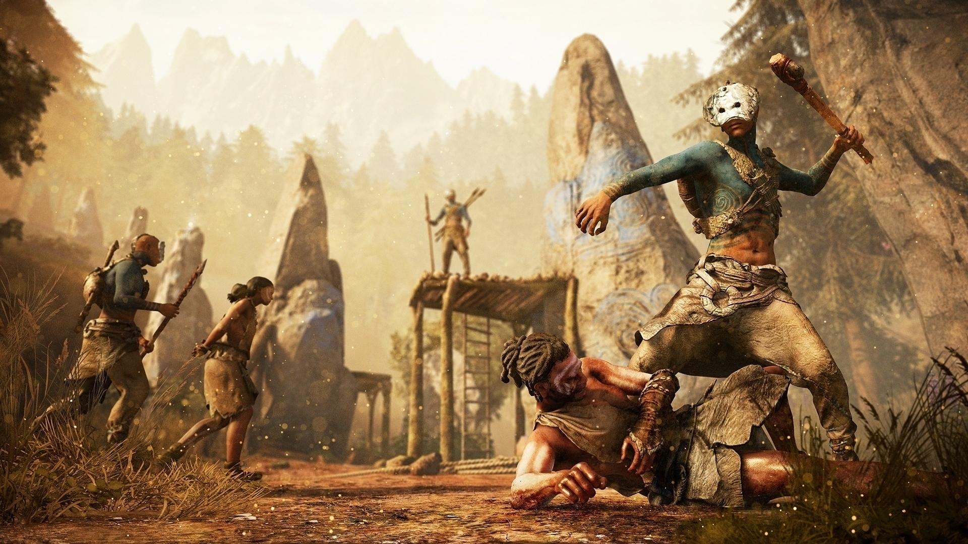 Скриншот Far Cry Primal - Apex Edition (Pre-Load версия) №3