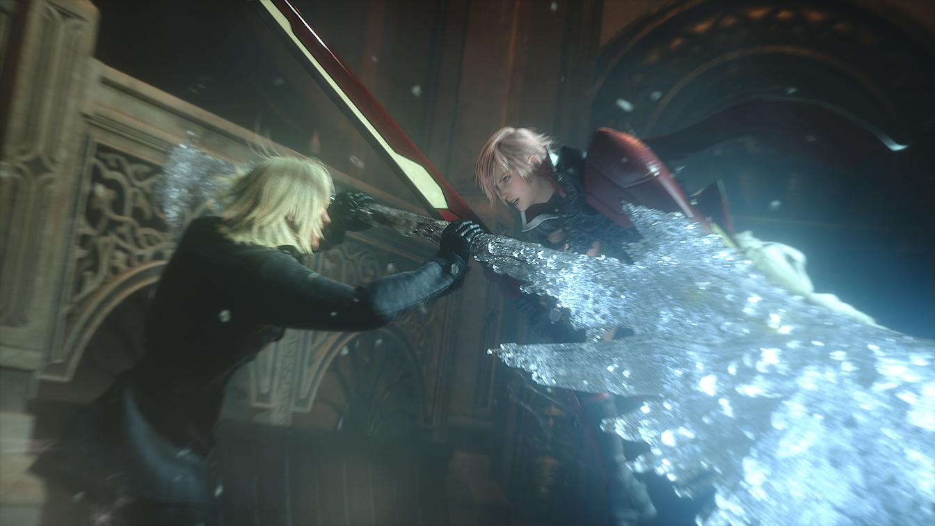 Скриншот Lightning Returns: Final Fantasy XIII скачать торрентом