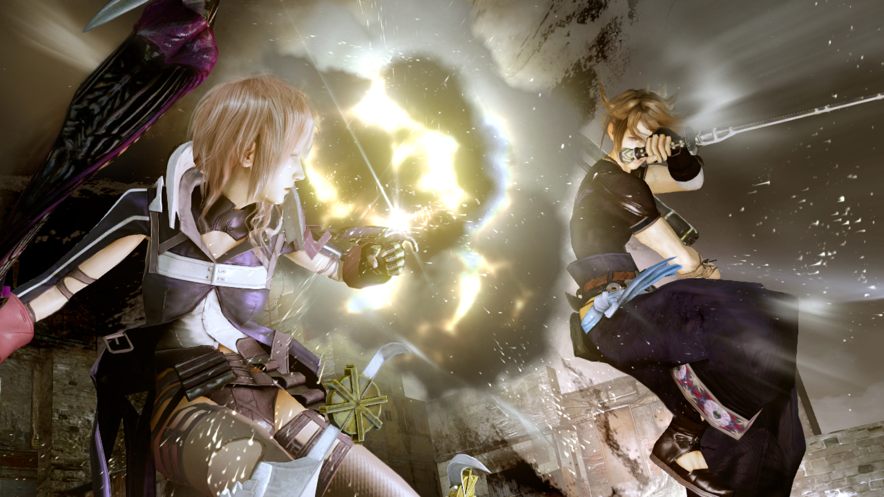 Второй скриншот Lightning Returns: Final Fantasy XIII