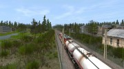 Trainz Simulator 12 build 52143 + 2 DLC (2012/RUS/MULTI/RePack от R.G. ReCoding)