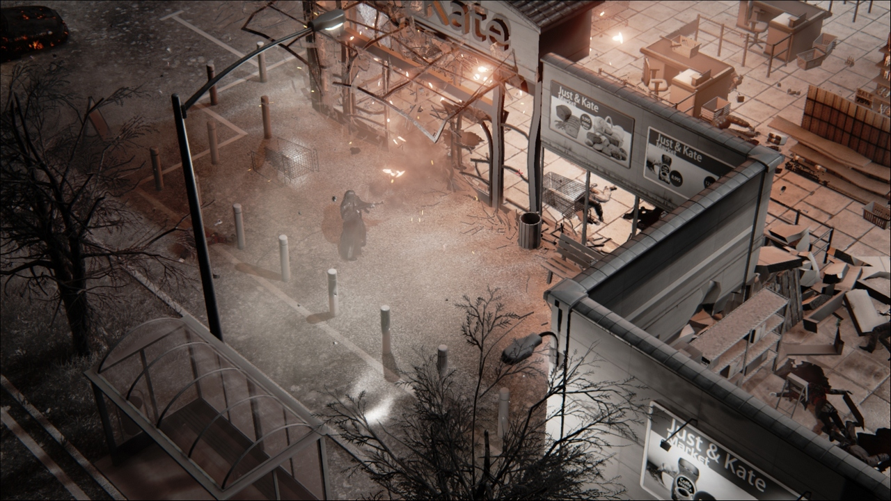 Скриншот Hatred (Лицензия) скачать торрентом