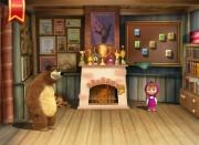 Маша и Медведь: Подготовка к школе (2010/RUS/Repack от Fenixx)