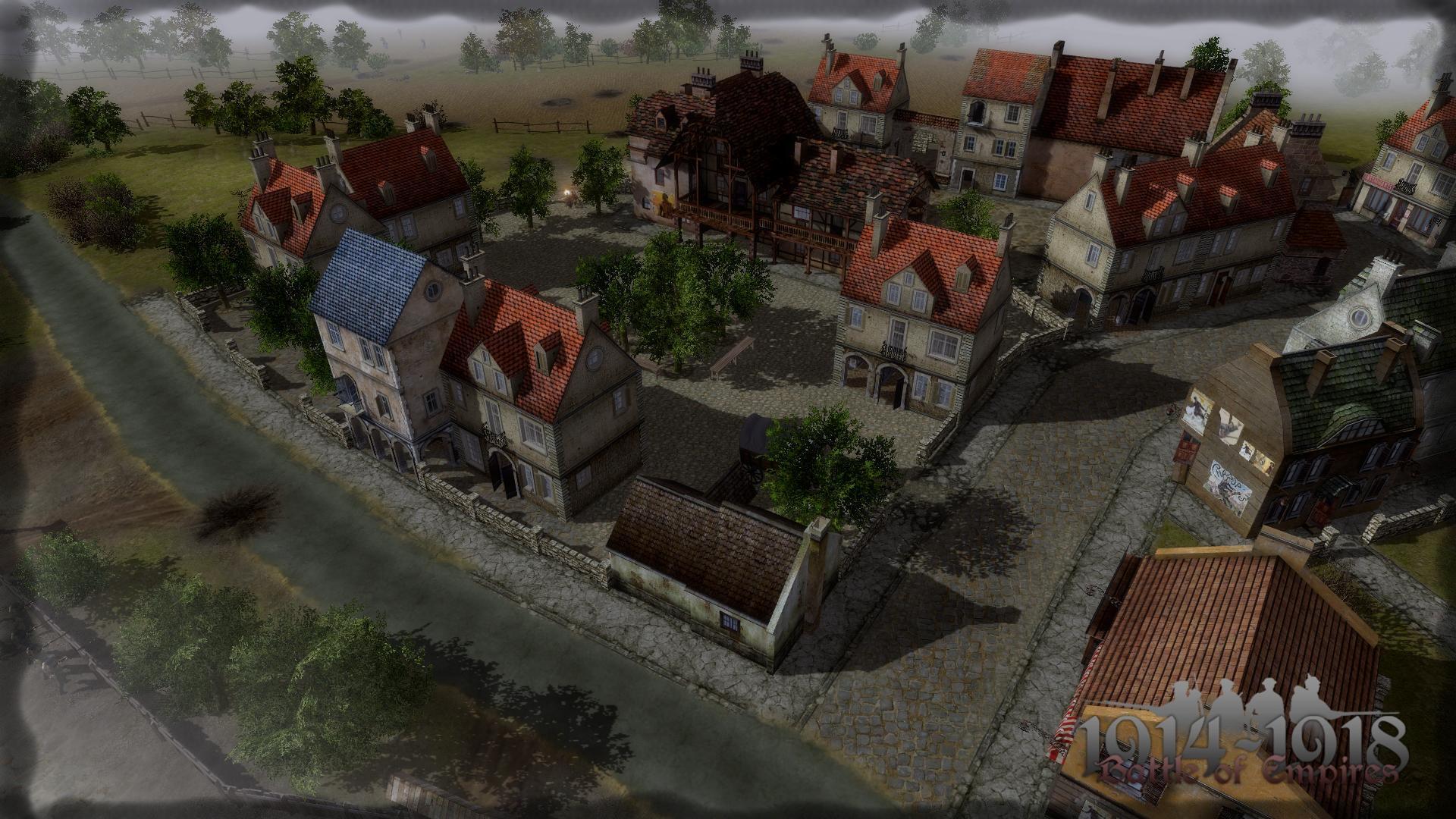 Второй скриншот Battle of Empires: 1914-1918 v1.425