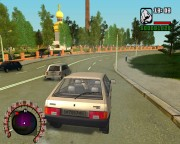 GTA / Grand Theft Auto: San Andreas Criminal Russia (2005/RUS/ENG/Пиратка)