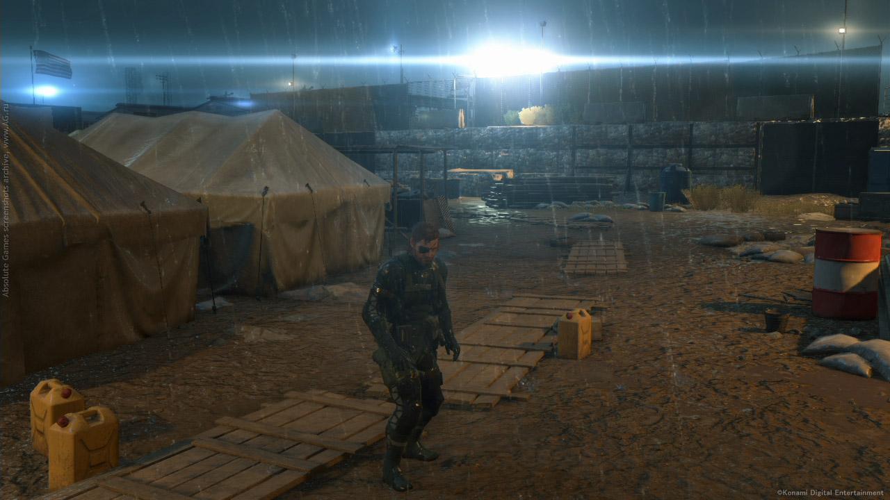 Скриншот Metal Gear Solid V: Ground Zeroes (Лицензия)