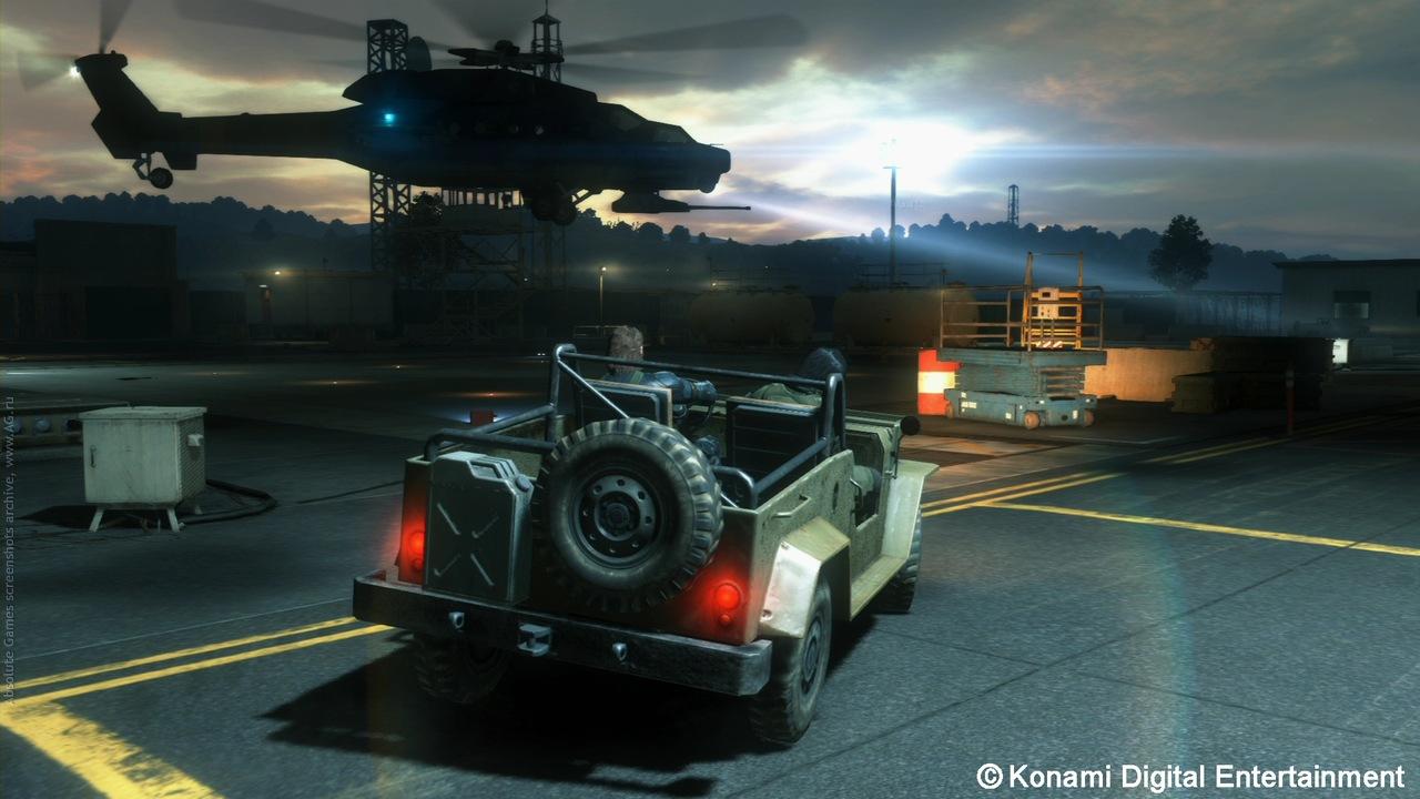 Третий скриншот Metal Gear Solid V: Ground Zeroes (Лицензия)