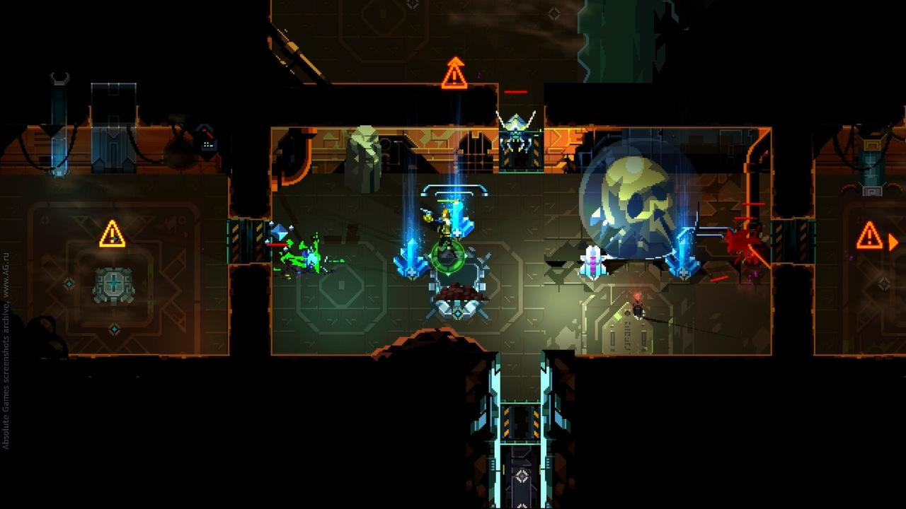 Третий скриншот Dungeon of the Endless v1.1.3 + 8 DLC
