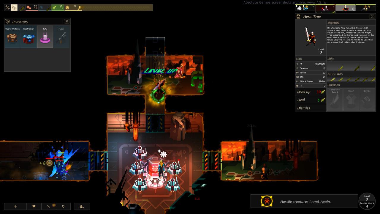 Второй скриншот Dungeon of the Endless v1.1.3 + 8 DLC