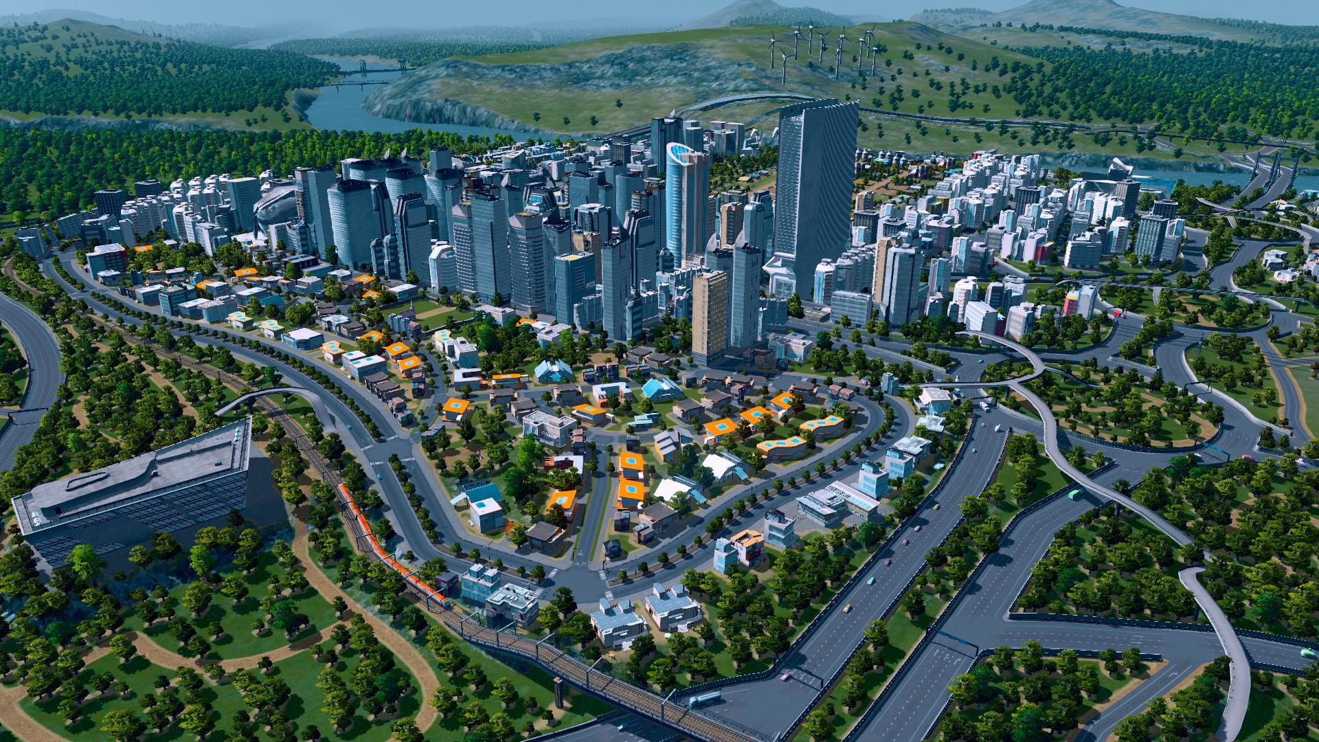 Скриншот Cities Skylines Deluxe Edition (Лицензия)