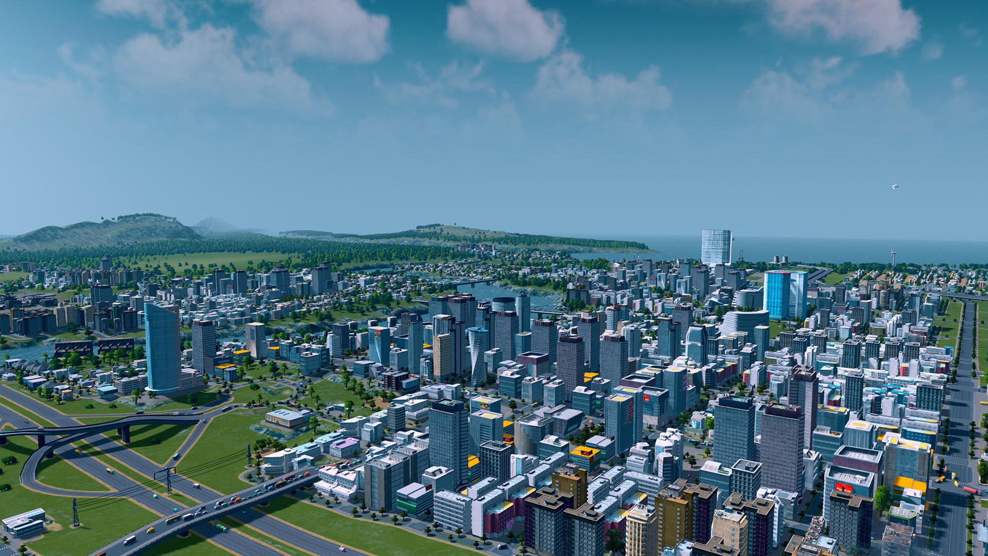 Скриншот Cities Skylines Deluxe Edition (Лицензия) №2