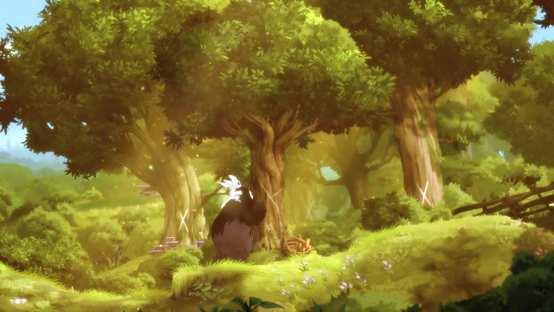 Скриншот Ori and the Blind Forest (Лицензия)