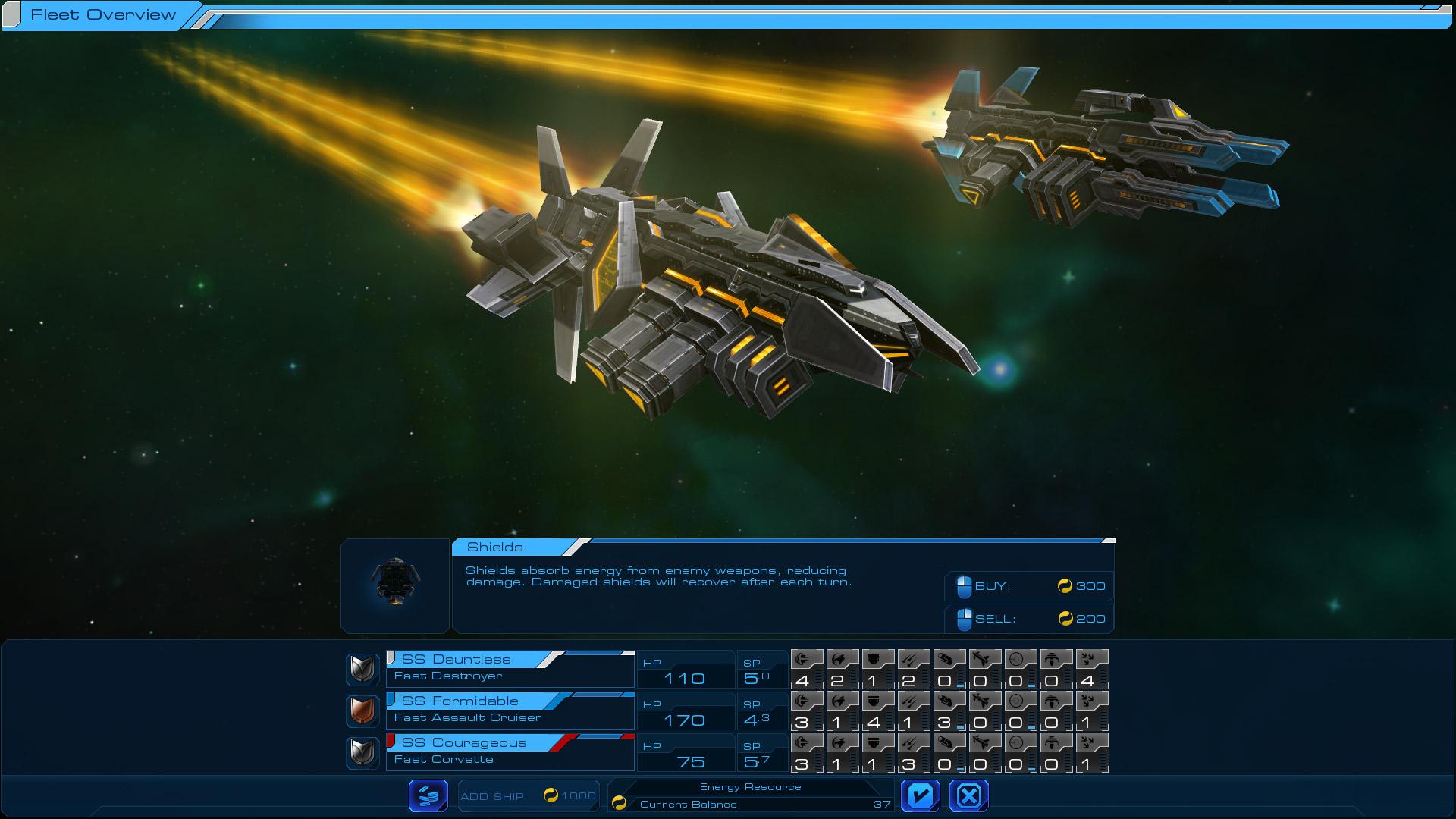 Третий скриншот Sid Meier's Starships (Лицензия)