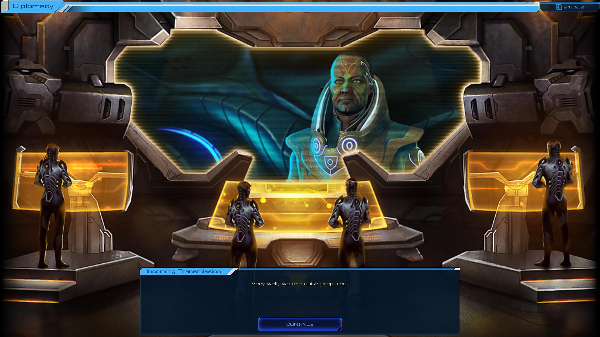 Второй скриншот Sid Meier's Starships (Лицензия)