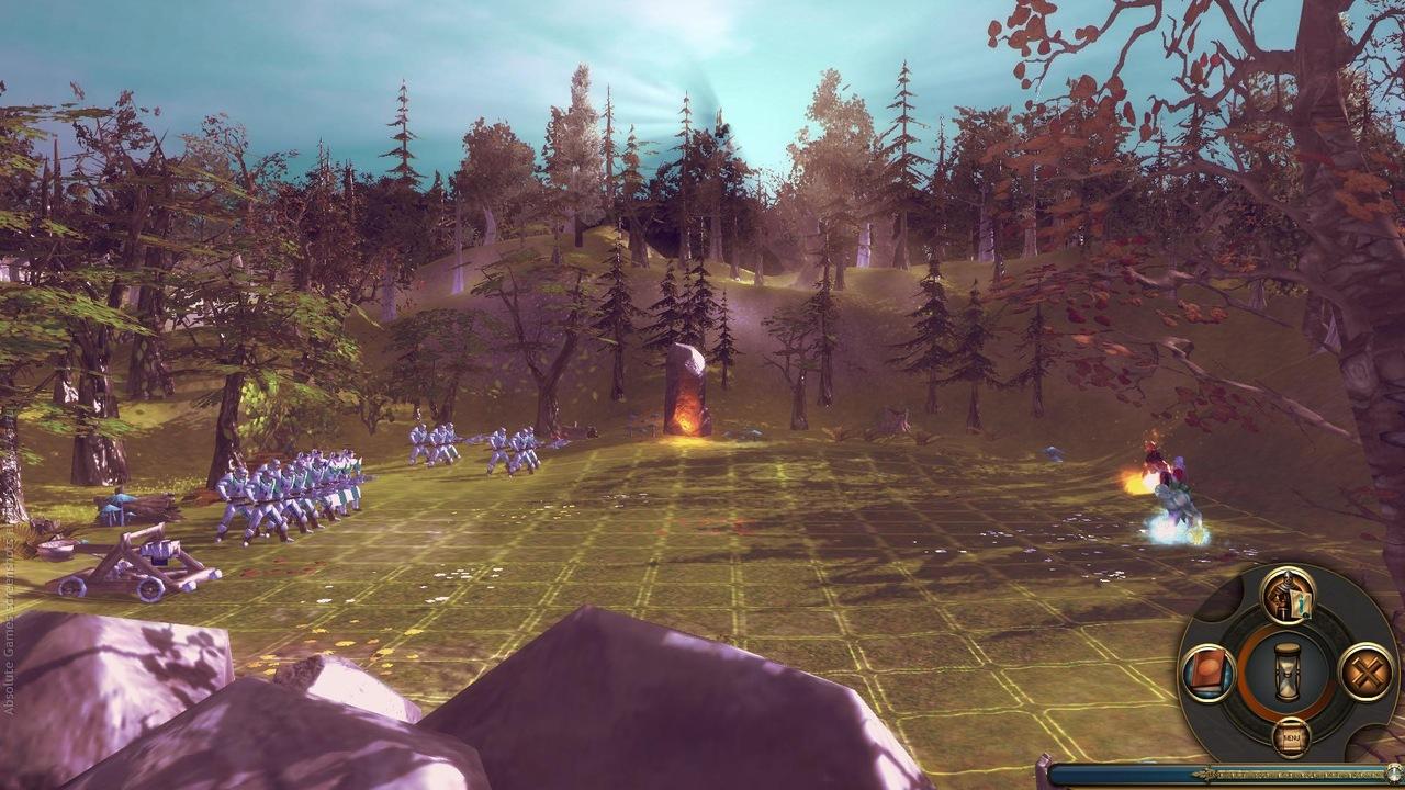 Скриншот Worlds of Magic (Лицензия) скачать торрентом