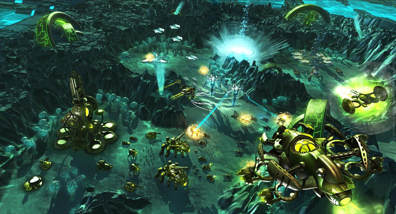 Скриншот Etherium (RePack)