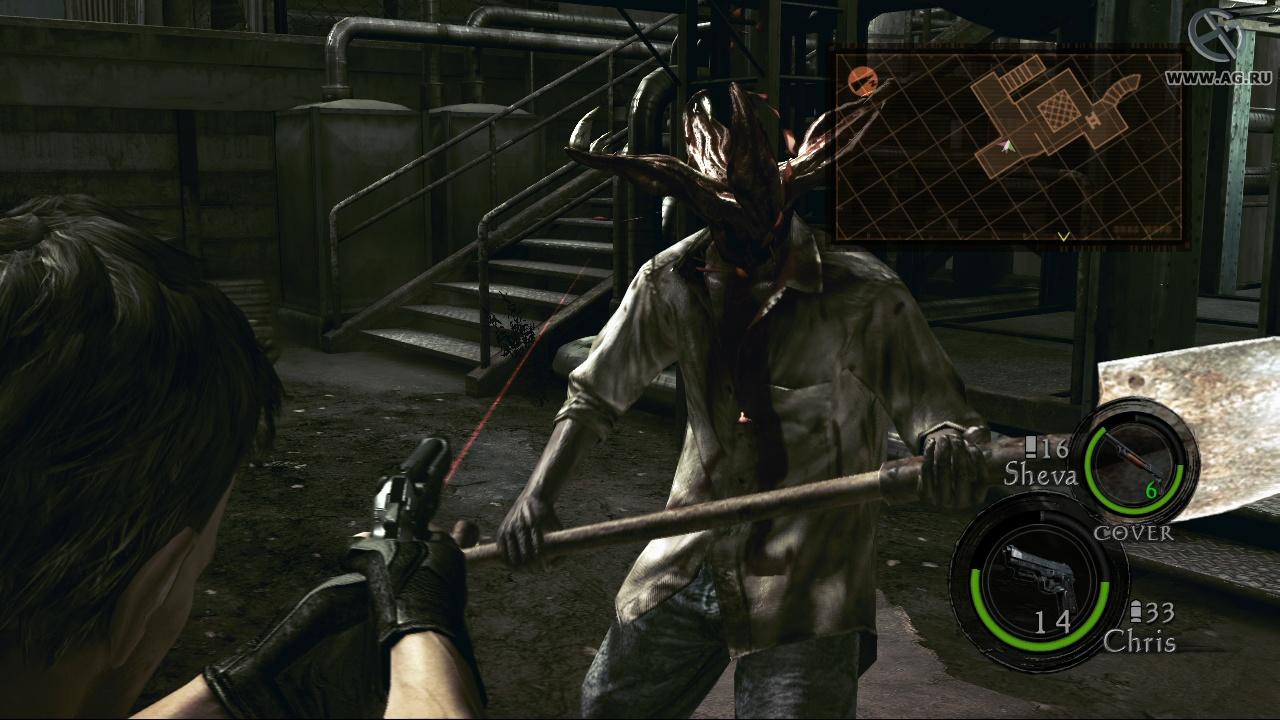 Скриншот Resident Evil 5 Gold Edition (RePack)