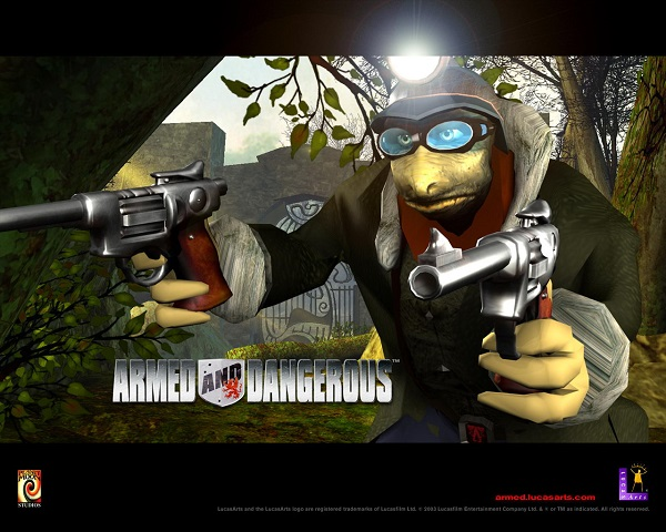 Armed and Dangerous (Небольшой обзор)