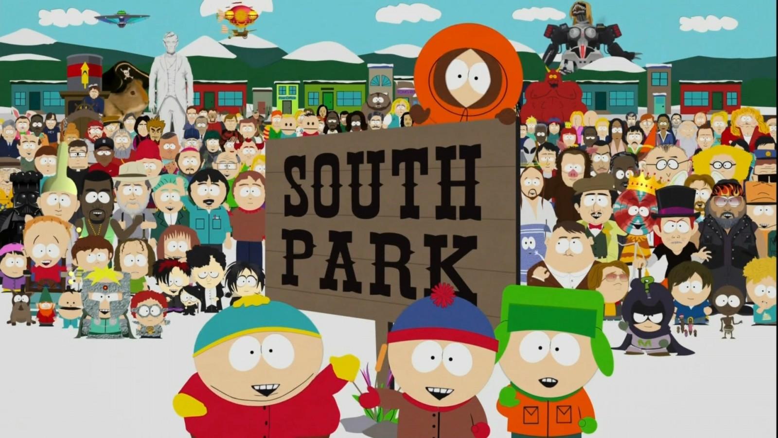 Южный парк— мультсериал.