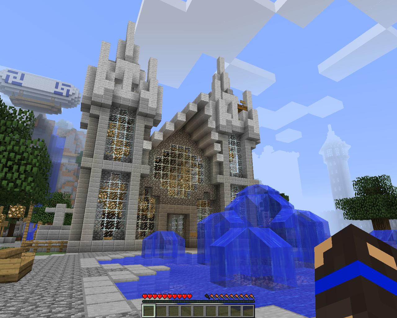 Пять причин полюбить Minecraft (Мнение)