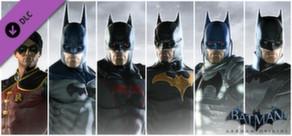 Batman Arkham Origins v.1.0u11 + 8 DLC (2014/RUS/ENG/RIP от Fenixx)
