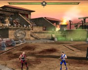 Mortal Kombat vs Street Fighter Mugen + 80 новых персонажей (2008/ENG)