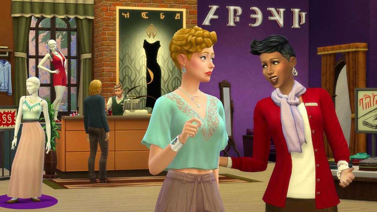 Скриншот Патч Get to Work Update v1.5.139.1020 для игры The Sims 4 №2