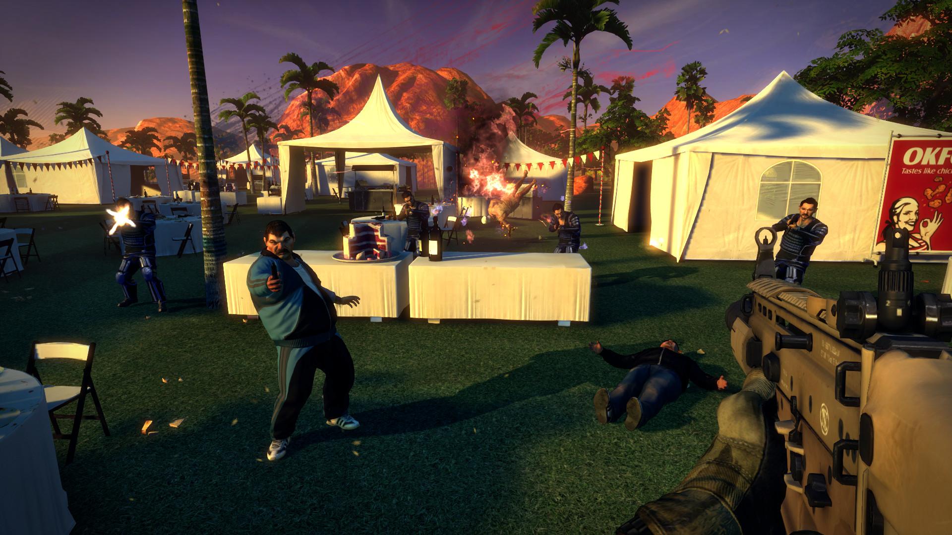 Третий скриншот Viktor Kalvachev's Blue Estate The Game (Лицензия)