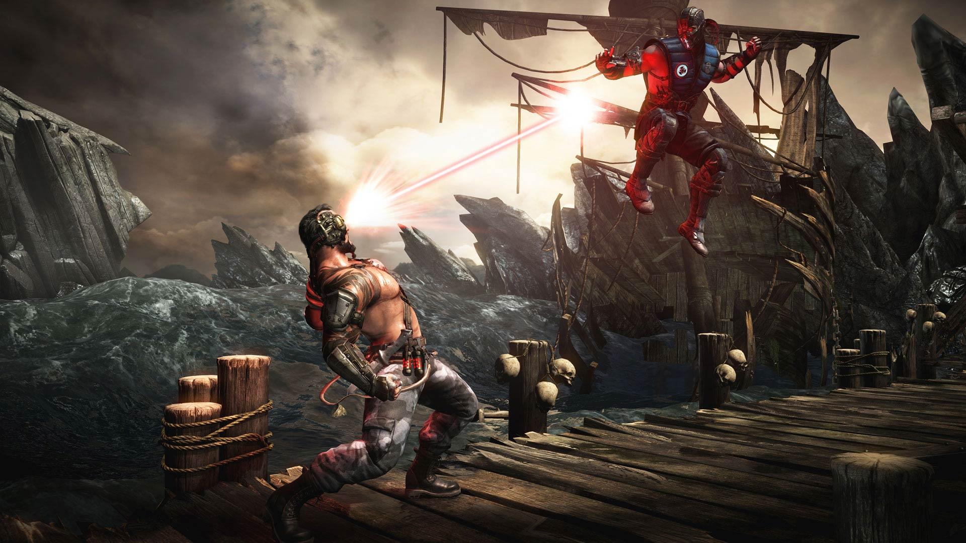 Mortal Kombat X - Premium Edition (2015) PC | Лицензия {RELOADED}