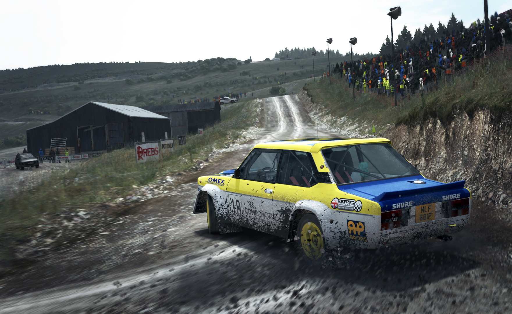 Второй скриншот DiRT Rally v1.22