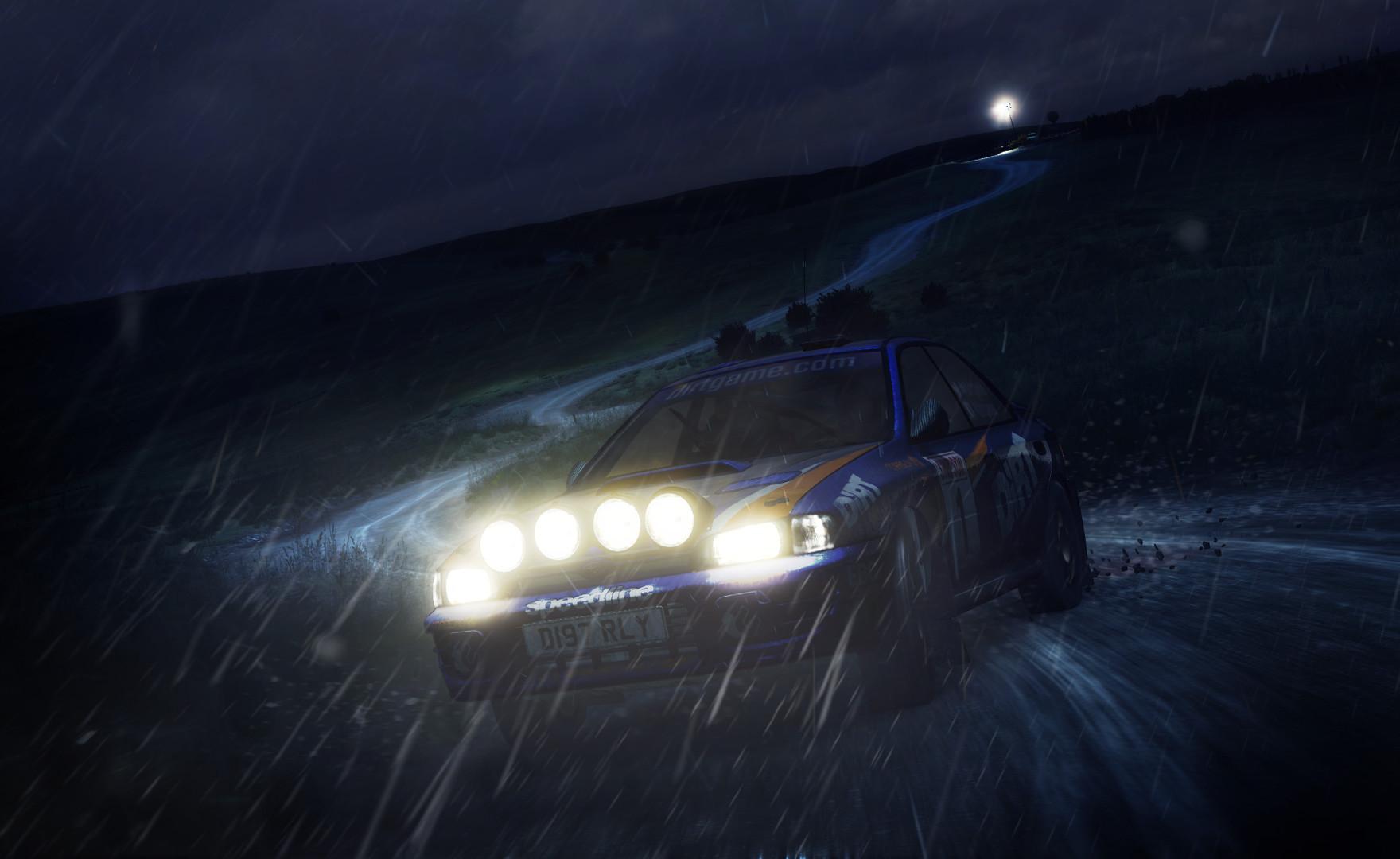 Третий скриншот DiRT Rally v1.22