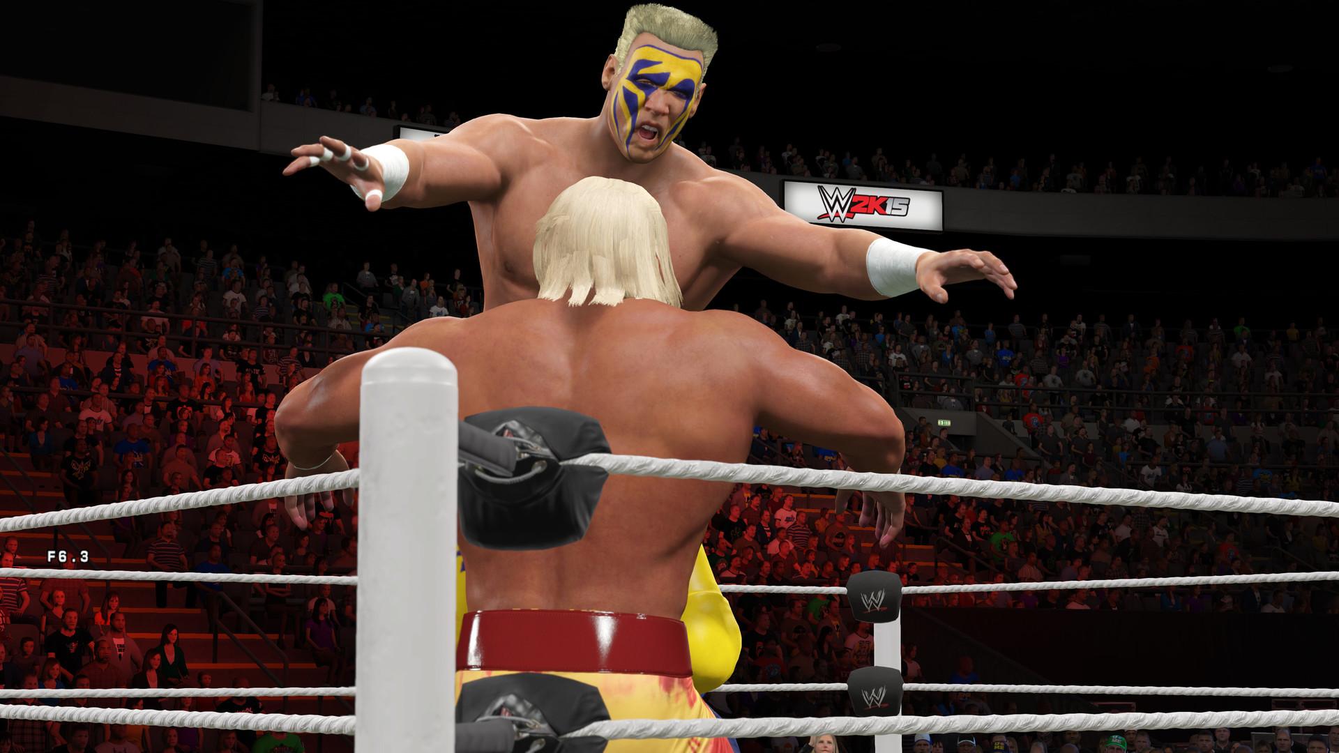 Скриншот WWE 2K15 (Лицензия) №2
