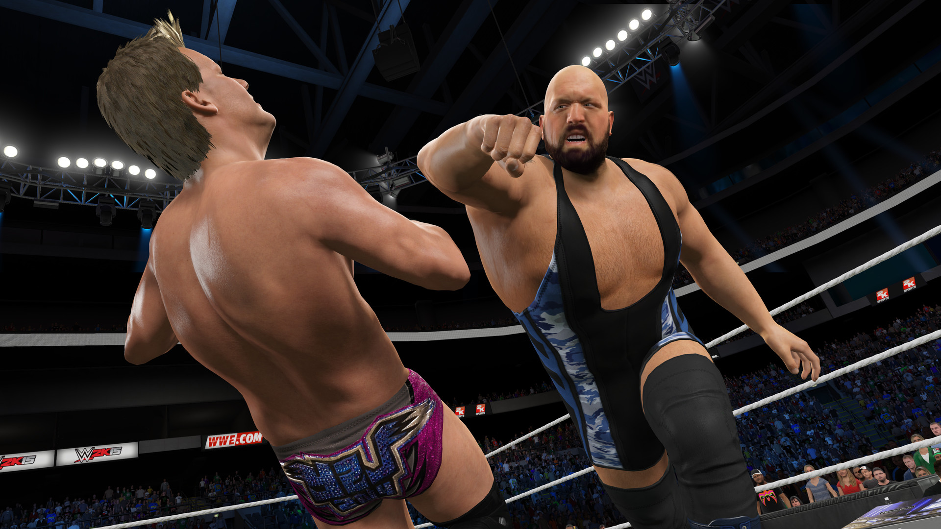 Скриншот WWE 2K15 (Лицензия) №3