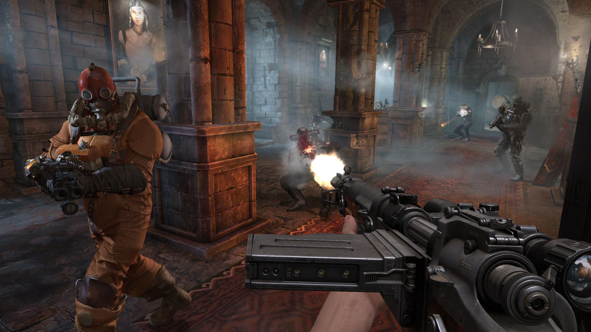 Третий скриншот Wolfenstein The Old Blood (Лицензия)