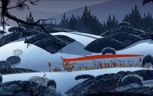 The Banner Saga (Обзор)