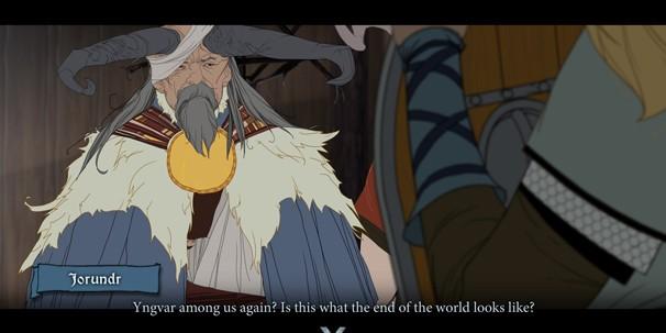 The Banner Saga (�����)