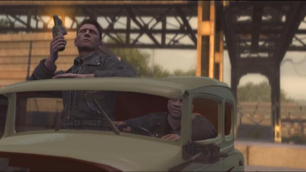 Прохождение Mafia II - Глава 8