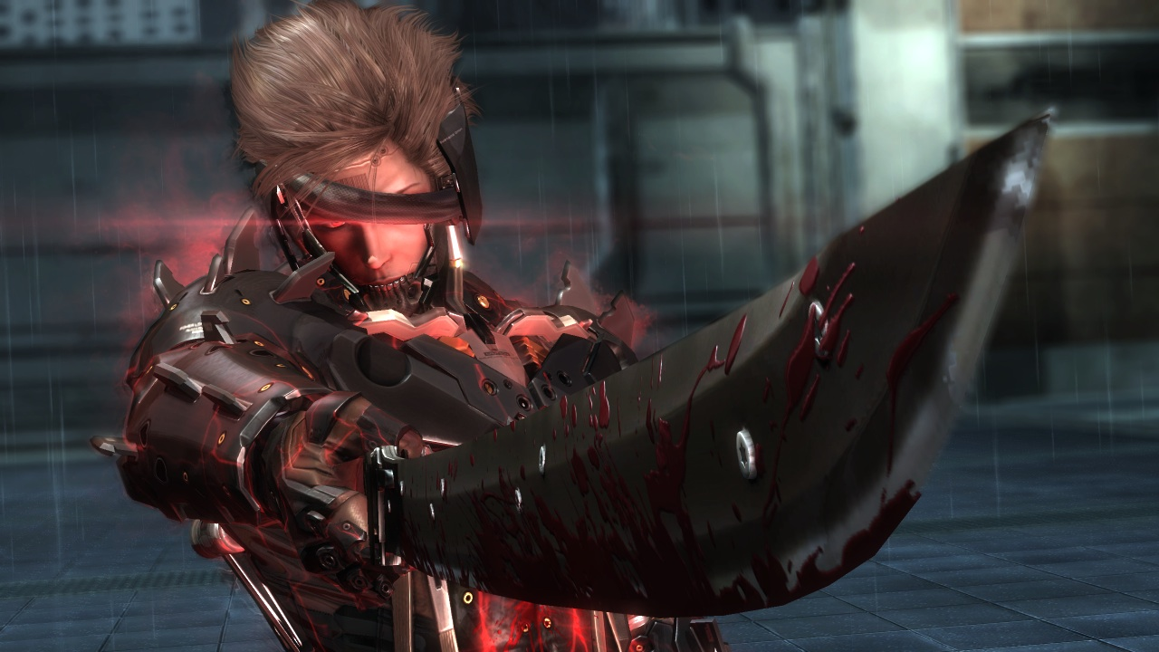 Обзор игры Metal Gear Rising: Revengeance