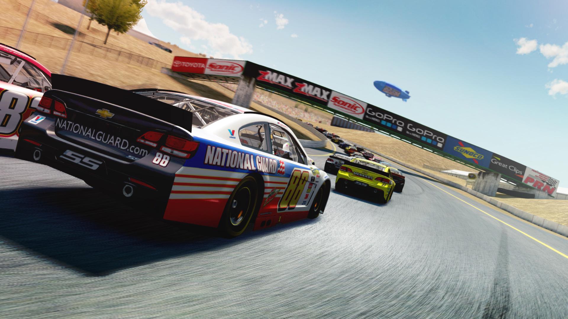 Второй скриншот NASCAR '15 (Лицензия)