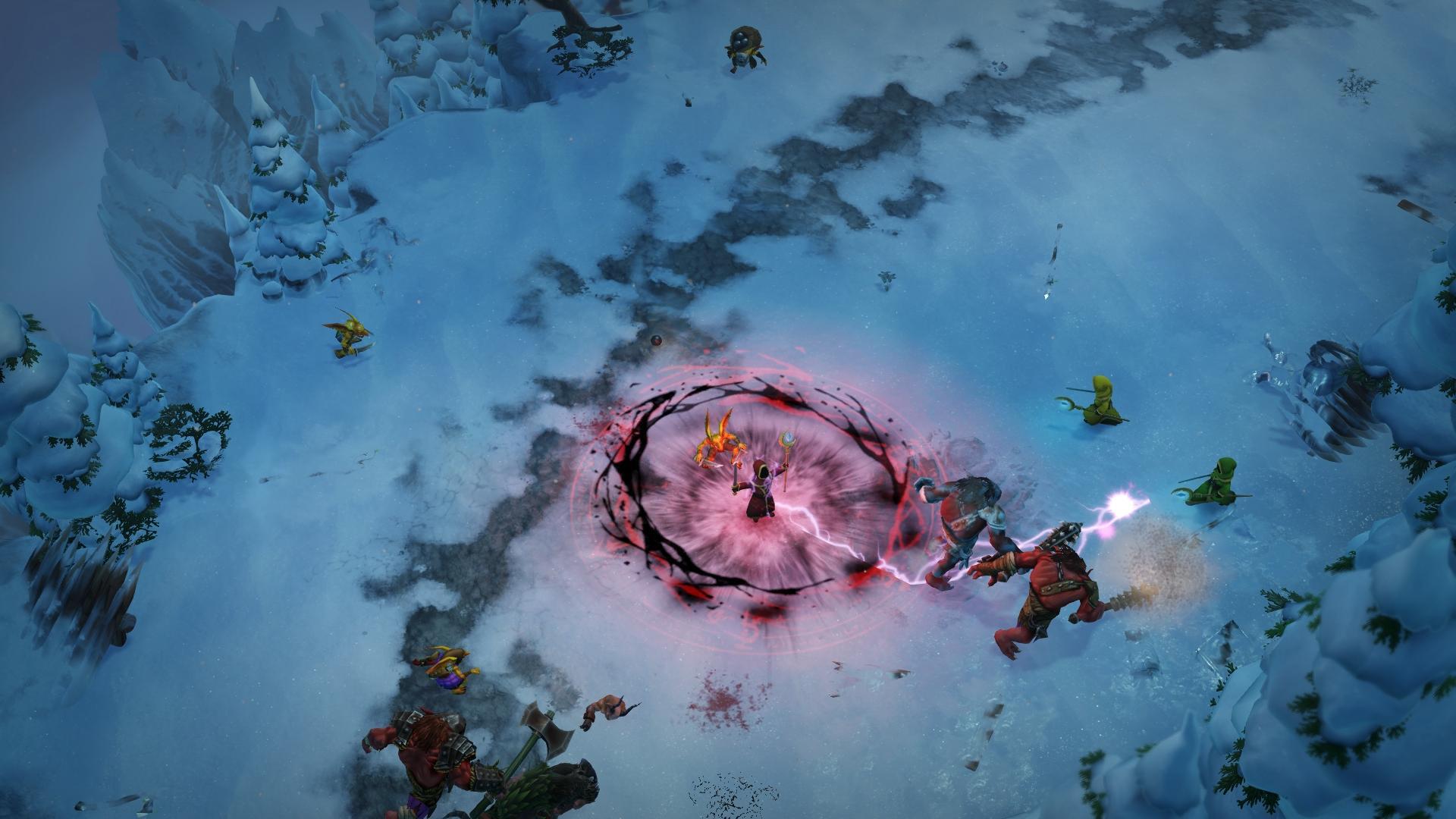 Скриншот Magicka 2 v1.2 скачать торрентом