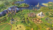 Sid Meier's Civilization VI / Цивилизация 6 v.1.0.3.31 + DLC (2016/RUS/ENG/RePack от xatab)